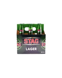 STAG BEER 6X275 ML