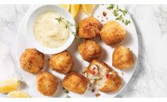 Saltfish Croquettes